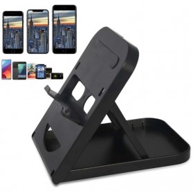 DOBE Stand Holder Lipat Adjustable Foldable ABS Compact Bracket for Nintendo Switch - SW31 - Black - 6