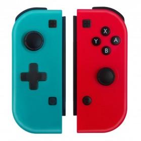 ONETOMAX Nintendo Switch Joycon Wireless Bluetooth Gamepad - SW68 - Multi-Color