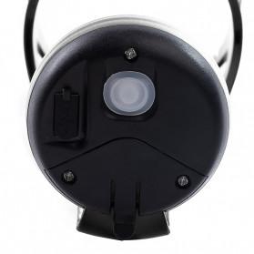 B-Soul Holder Botol Minum Sepeda MTB with LED Light - J-112 - Black - 4