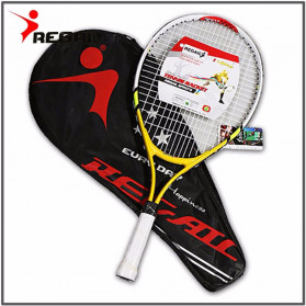 REGAIL Raket Tenis Anak Aluminium Alloy 1 PCS - ETQP01 - Yellow