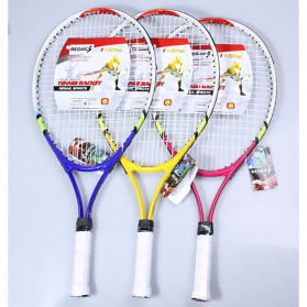 REGAIL Raket Tenis Anak Aluminium Alloy 1 PCS - ETQP01 - Yellow - 9