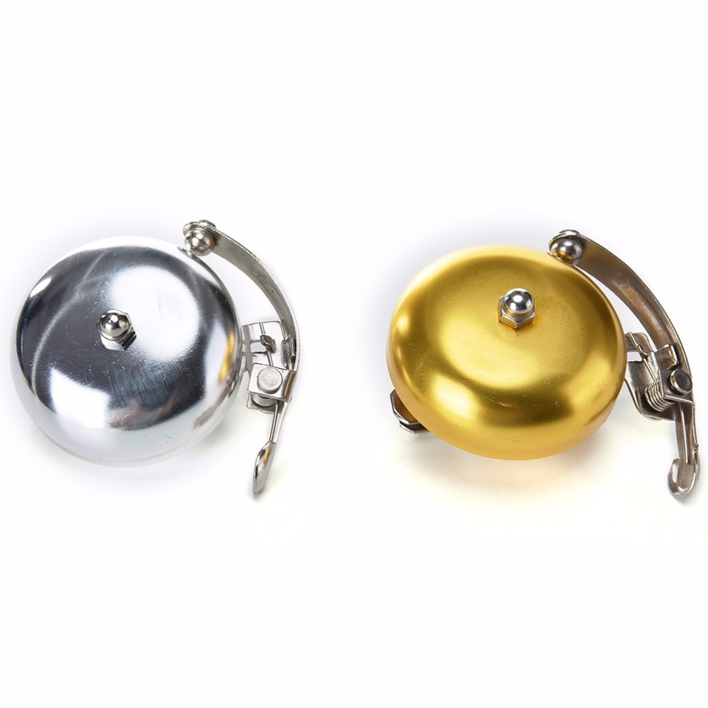 RockBros Vintage Bicycle Bell Ring Loud Alarm Cycling Bell Bike Retro Bell Horn