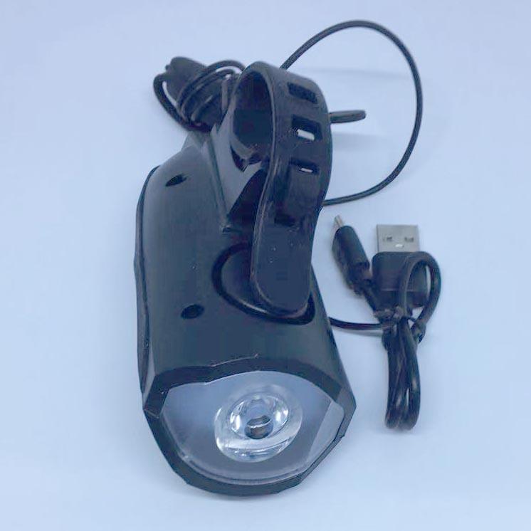 ANLOOK Lampu Klakson Sepeda Bike Light Waterproof XPG LED