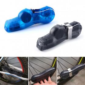 VG Sports Pembersih Rantai Sepeda Bike Chain Cleaner - XR-1 - Black