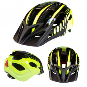 ZTTO Helm Sepeda EPS Bike Helmet Styrofoam PC - WX-026 - Yellow