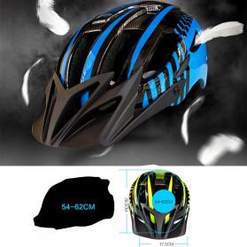 ZTTO Helm Sepeda EPS Bike Helmet Styrofoam PC - WX-026 - Yellow - 3
