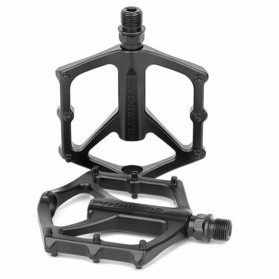 PROMEND Pedal Sepeda Bike Aluminium Anti-Slip - BP330 - Black