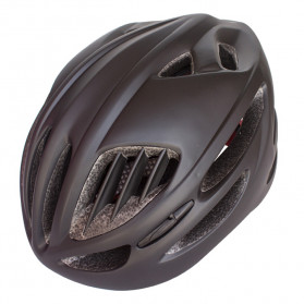 ZTTO Helm Sepeda EPS Bike Helmet Styrofoam PC - WX-050 - Black
