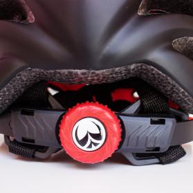 ZTTO Helm Sepeda EPS Bike Helmet Styrofoam PC - WX-050 - Black - 3