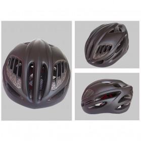 ZTTO Helm Sepeda EPS Bike Helmet Styrofoam PC - WX-050 - Black - 4