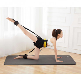 ITSTYLE Tali Stretching Yoga Fitness Power Resistance - SG005 - Black