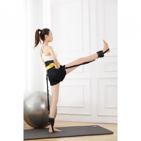 ITSTYLE Tali Stretching Yoga Fitness Power Resistance - SG005 - Black - 3