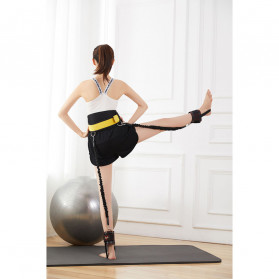 ITSTYLE Tali Stretching Yoga Fitness Power Resistance - SG005 - Black - 4