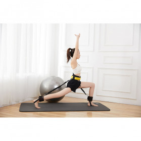 ITSTYLE Tali Stretching Yoga Fitness Power Resistance - SG005 - Black - 5