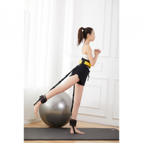 ITSTYLE Tali Stretching Yoga Fitness Power Resistance - SG005 - Black - 6