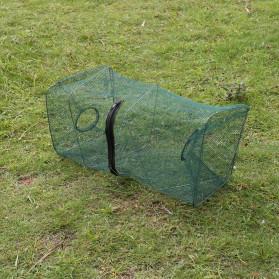 SANGEMAMA Jaring Pancing Ikan Udang Fishing Net Cage Foldable 60x27x27cm - SCZ6194 - 2
