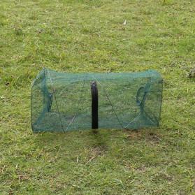 SANGEMAMA Jaring Pancing Ikan Udang Fishing Net Cage Foldable 60x27x27cm - SCZ6194 - 3