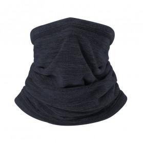 Jiusuyi Masker Wool Thermal Balaclava Snowboard Scarf Multifungsi - AAC02 - Dark Blue