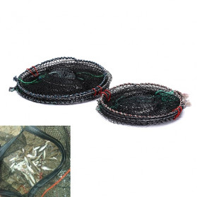Gmarty Jaring Pancing Ikan Lobster Net Foldable 30 x 60CM - 54103 - 6