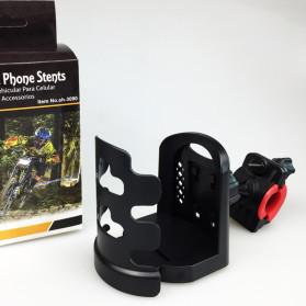 Perlengkapan Stroller Bayi - B-Soul Universal Holder Botol Minum Sepeda Stroller Kereta Bayi - R2235 - Black