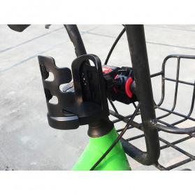 B-Soul Universal Holder Botol Minum Sepeda Stroller Kereta Bayi - R2235 - Black - 2