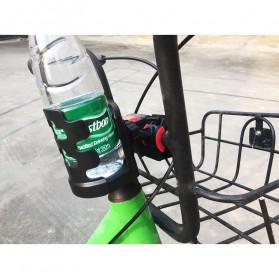 B-Soul Universal Holder Botol Minum Sepeda Stroller Kereta Bayi - R2235 - Black - 3