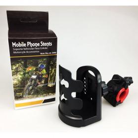 B-Soul Universal Holder Botol Minum Sepeda Stroller Kereta Bayi - R2235 - Black - 4