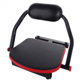 Chang Zhong Alat Fitnes Sit Up Assist Exercise Equipment - CM007 - Black