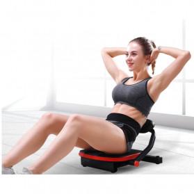 Chang Zhong Alat Fitnes Sit Up Assist Exercise Equipment - CM007 - Black - 4