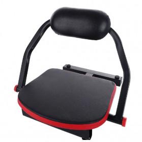Chang Zhong Alat Fitnes Sit Up Assist Exercise Equipment - CM007 - Black - 5