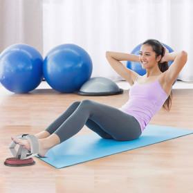 Heilsa Alat Fitness Sit Up Abdominal Machine Crunches Aid - HL40 - Black - 6
