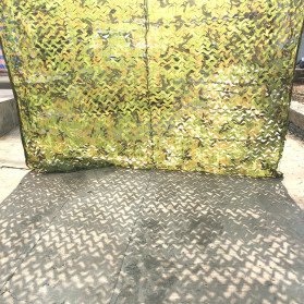 Welead Jaring Net Kamuflase Net Hidden Hunting Shooting Car Cover 3x5 Meter - Camouflage - 3