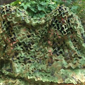 Welead Jaring Net Kamuflase Net Hidden Hunting Shooting Car Cover 3x5 Meter - Camouflage - 6