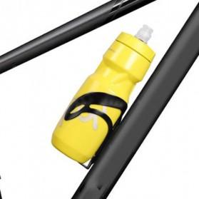 ANSJS Holder Tempat Botol Minum Sepeda Trolley Bottle Bracket Cage - AN10 - Black