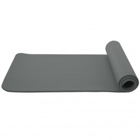 ASIM Karpet Pilates Yoga Exercise Mat Anti Slip TPE 173 x 61 CM - Gray