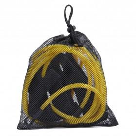 Obaolay Alat Latihan Renang Adjustable Swimming Training Resistance Band Safety Rope 4 Meter - OB100 - Yellow - 6
