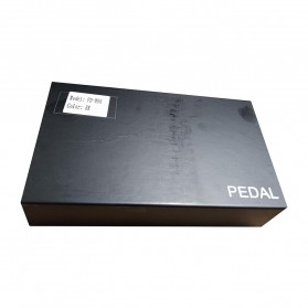 PROMEND Kunci Sepatu Pedal Sepeda Self-locking Pedal 2PCS - M96 - Black - 12