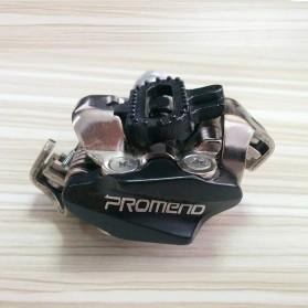 PROMEND Kunci Sepatu Pedal Sepeda Self-locking Pedal 2PCS - M96 - Black - 2