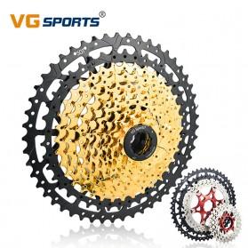 VG Sports Gigi Sprocket Sepeda Aluminium Round Ultralight 9 Speed 42T - VG72 - Golden - 2