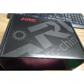 ARC Bicycle Hubs Sealed Bearing Freehub Front and Rear 32H D041SB-D042SB - MT-006F - Black - 10