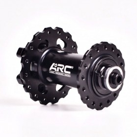 ARC Bicycle Hubs Sealed Bearing Freehub Front and Rear 32H D041SB-D042SB - MT-006F - Black - 9