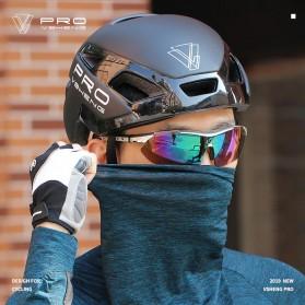 Mountainpeak VSHENG Series Helm Sepeda Cycling Bike Cap Integrally Molded - MTP01 - Black - 4