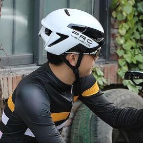 Mountainpeak VSHENG Series Helm Sepeda Cycling Bike Cap Integrally Molded - MTP01 - Black - 5