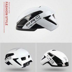 Mountainpeak VSHENG Series Helm Sepeda Cycling Bike Cap Integrally Molded - MTP01 - White - 2