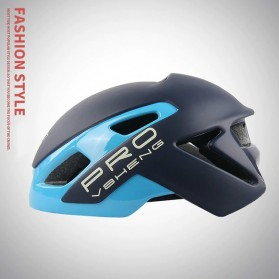 Mountainpeak VSHENG Series Helm Sepeda Cycling Bike Cap Integrally Molded - MTP01 - Blue - 1