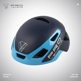 Mountainpeak VSHENG Series Helm Sepeda Cycling Bike Cap Integrally Molded - MTP01 - Blue - 7