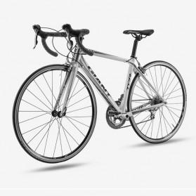TaffSPORT Jok Sadel Sepeda Kulit Soft Pad Race Style - 2354H - Black - 7
