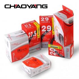 CHAOYANG Ban Dalam Sepeda Bicycle Inner Tire 29x1.75-2.35 33mm A/V - RMT1 - Black