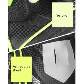 RBB-Bike Tas Sepeda Waterproof Storage Saddle Seat Cycling Tail Rear Pouch Bag - B081 - Black - 6