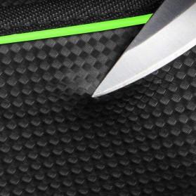 RBB-Bike Tas Sepeda Waterproof Storage Saddle Seat Cycling Tail Rear Pouch Bag - B081 - Black - 7